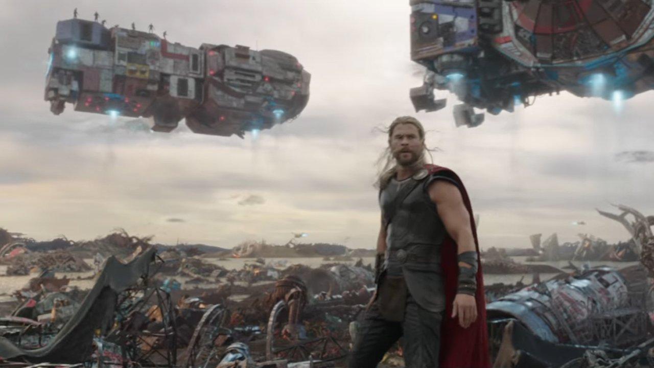 Thor: Ragnarok Debuts First Trailer 1