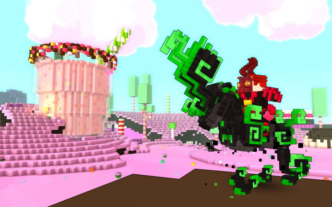 Trove Review - Minecraft MMO 2