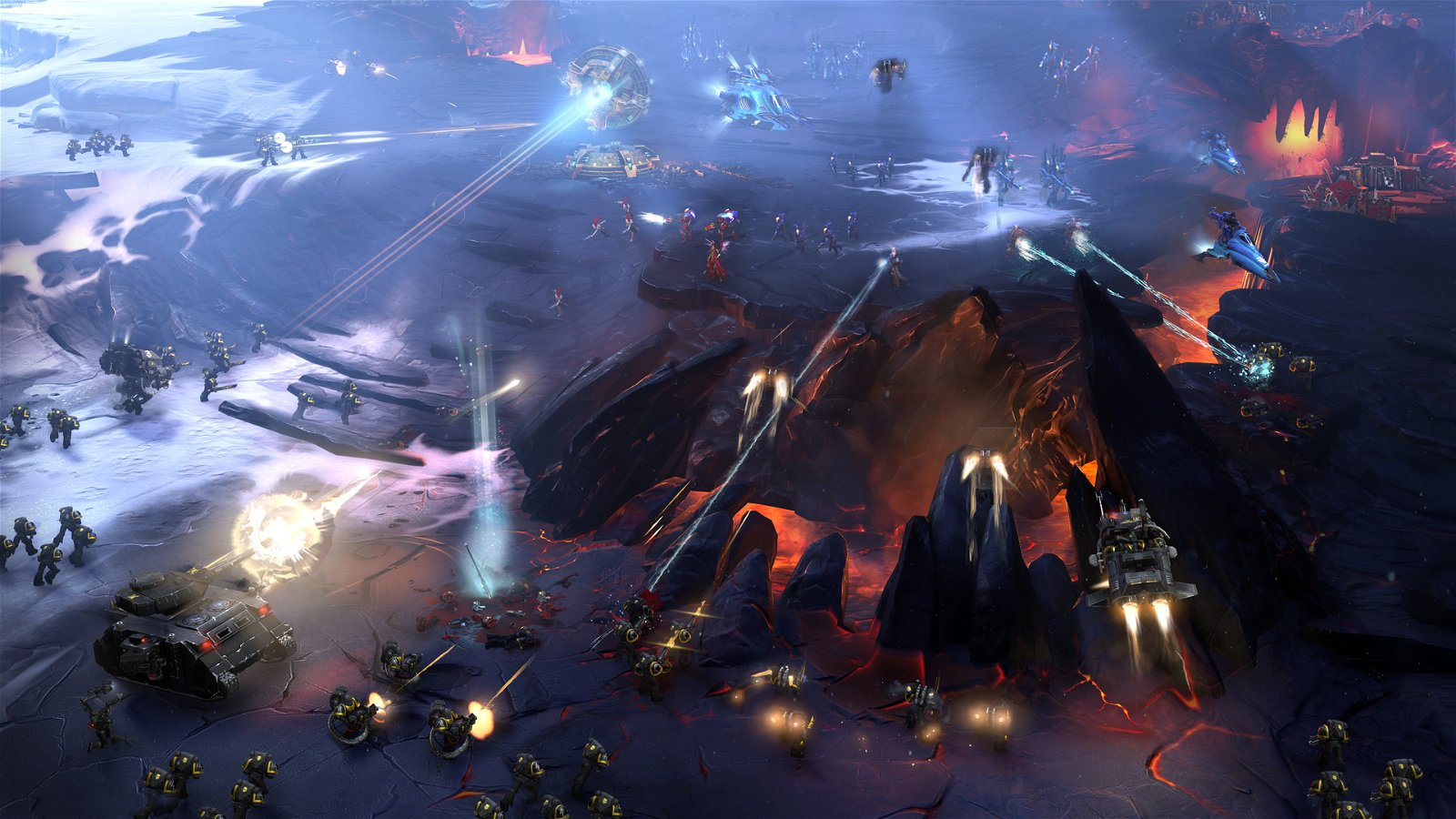 Warhammer 40,000: Dawn Of War 3 Review - A Step Away From Security 3