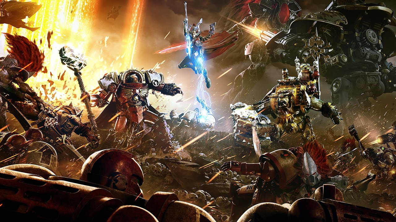 Warhammer 40,000: Dawn of War 3 Review - A Step Away From Security 6