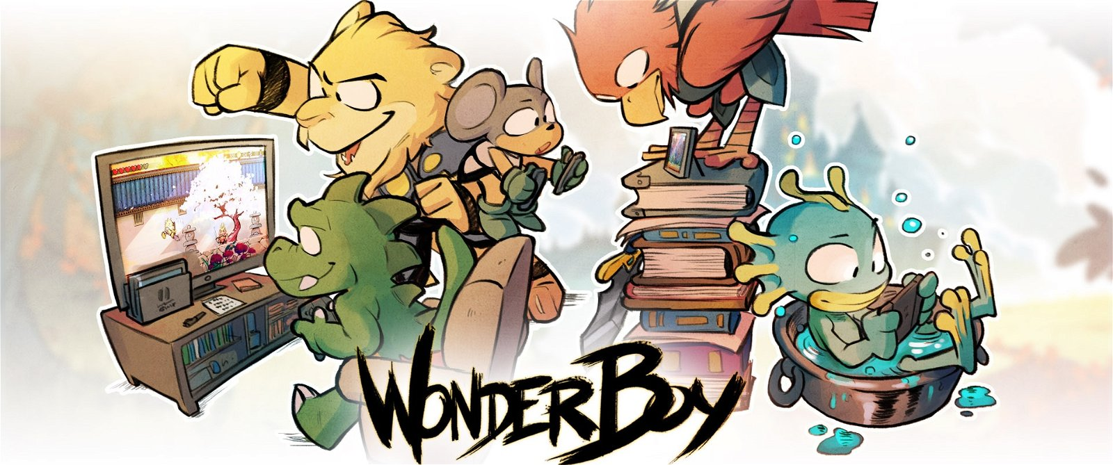 Wonder Boy: The Dragon's Trap Review - Something Old, Something New 5