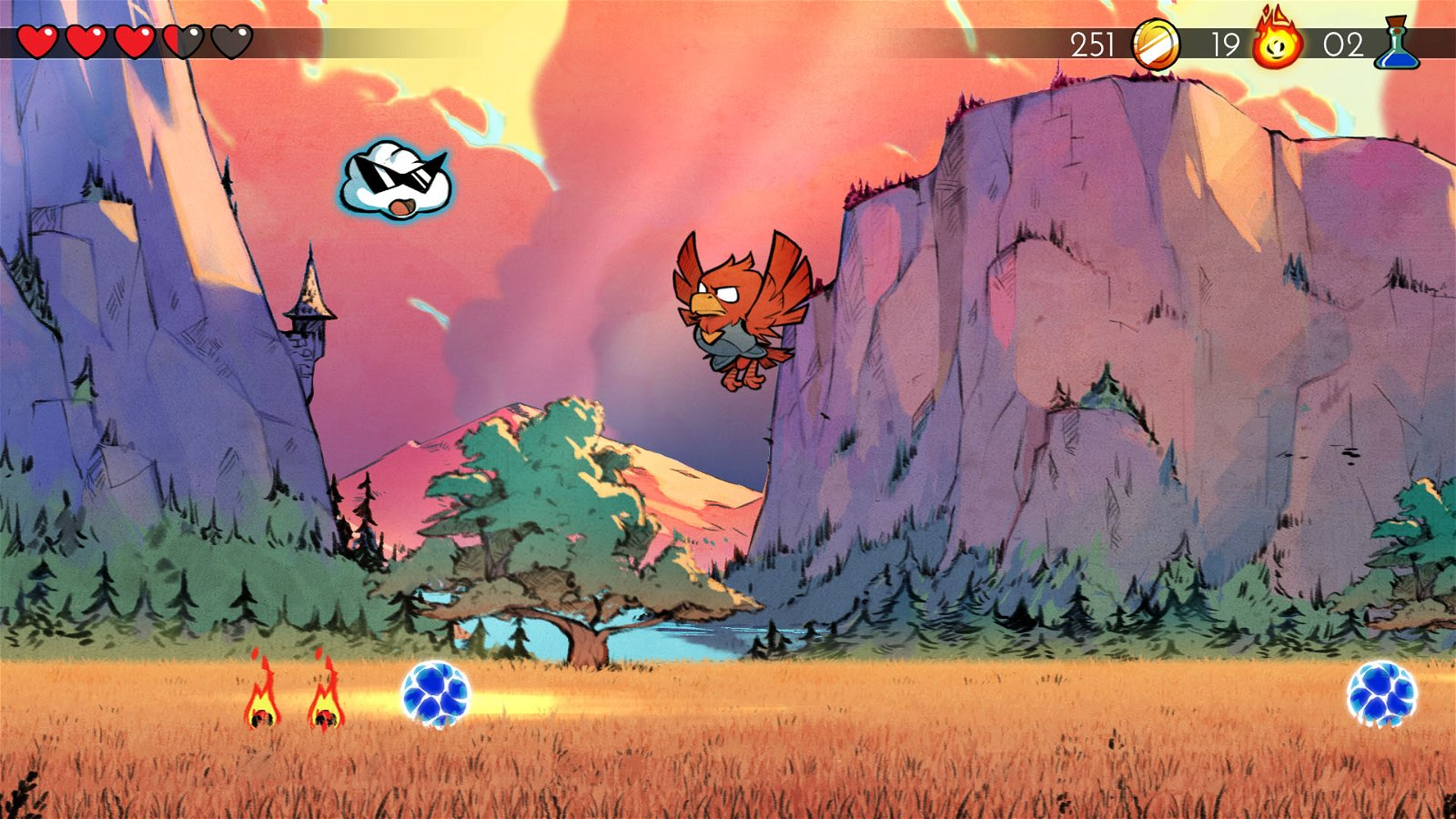 Wonder Boy: The Dragon'S Trap Review - Something Old, Something New 4