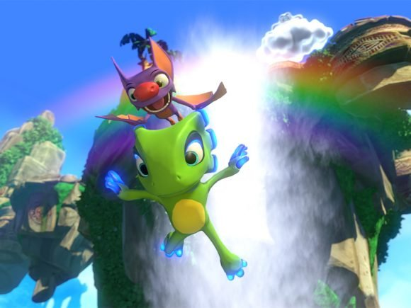 Yooka-Laylee Review - Turning the Page 3