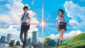 How the Director of Your Name Invented a New Medium of Anime