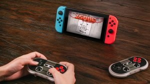 8Bitdo Releases Firmware For Switch Compatible Retro Controlers