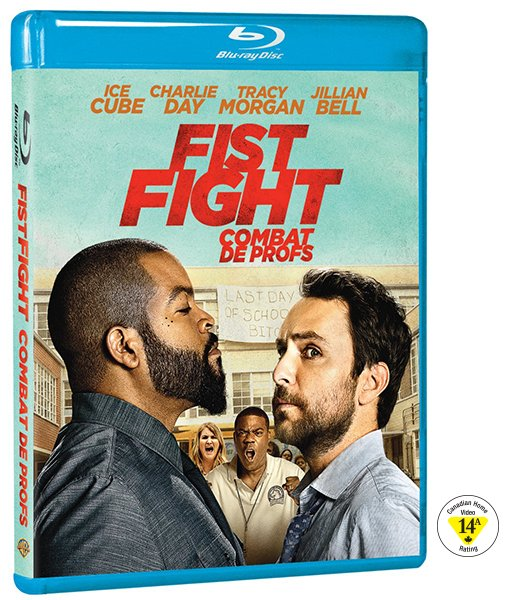Fist Fight Blu-Ray Give Away