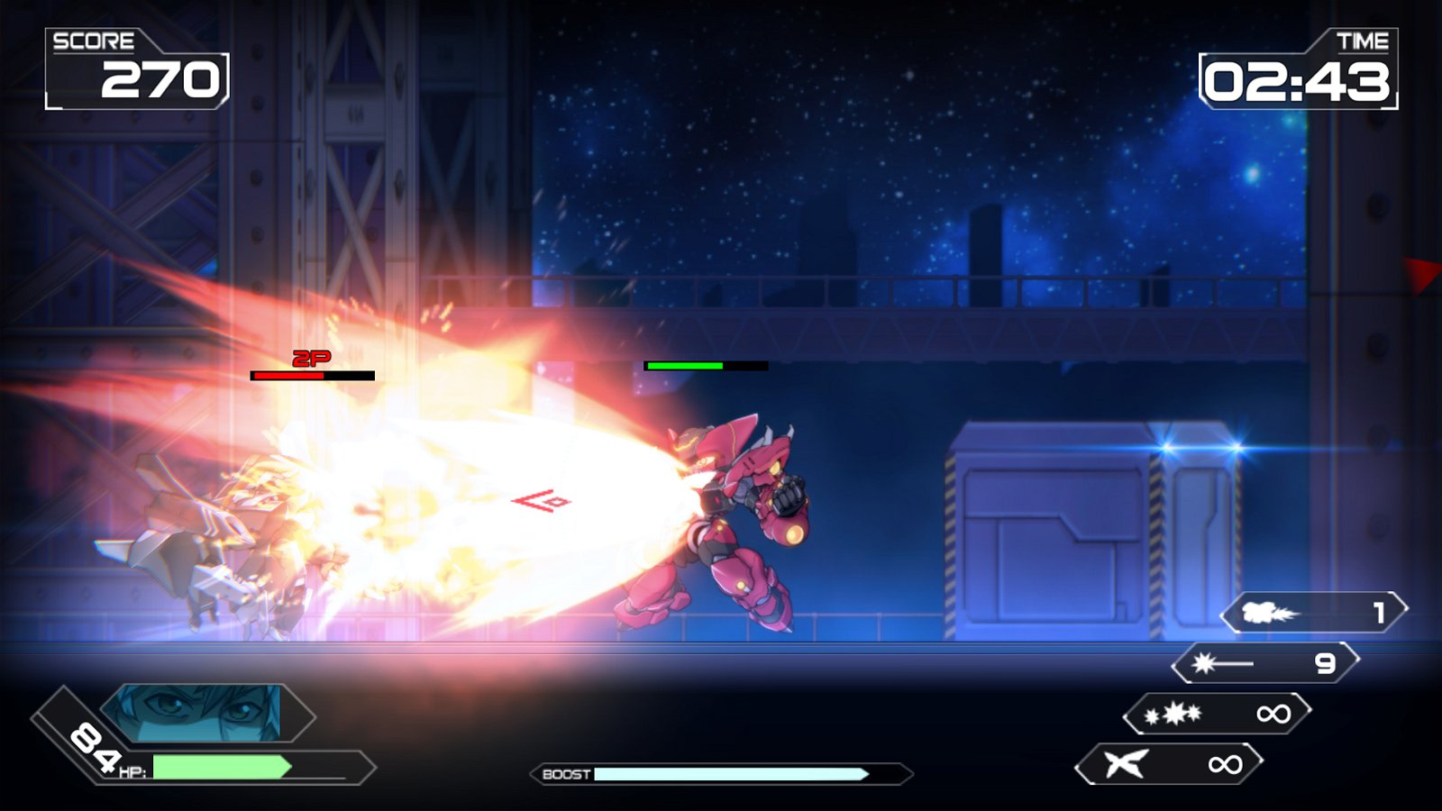 An Interview With Rocketpunch Games - Developing Code: Hardcore, A Mecha Fan Passion Project