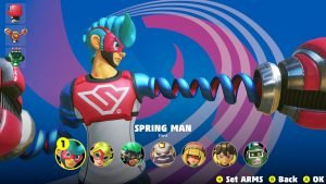 Nintendo Direct Shows More ARMS