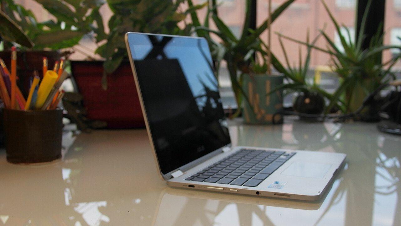 Asus Chromebook Flip C302 Review 1