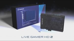 "AVerMedia Unveils World's First Driver-Free PCIe Game Capture Card ""Live Gamer HD 2"" 2"