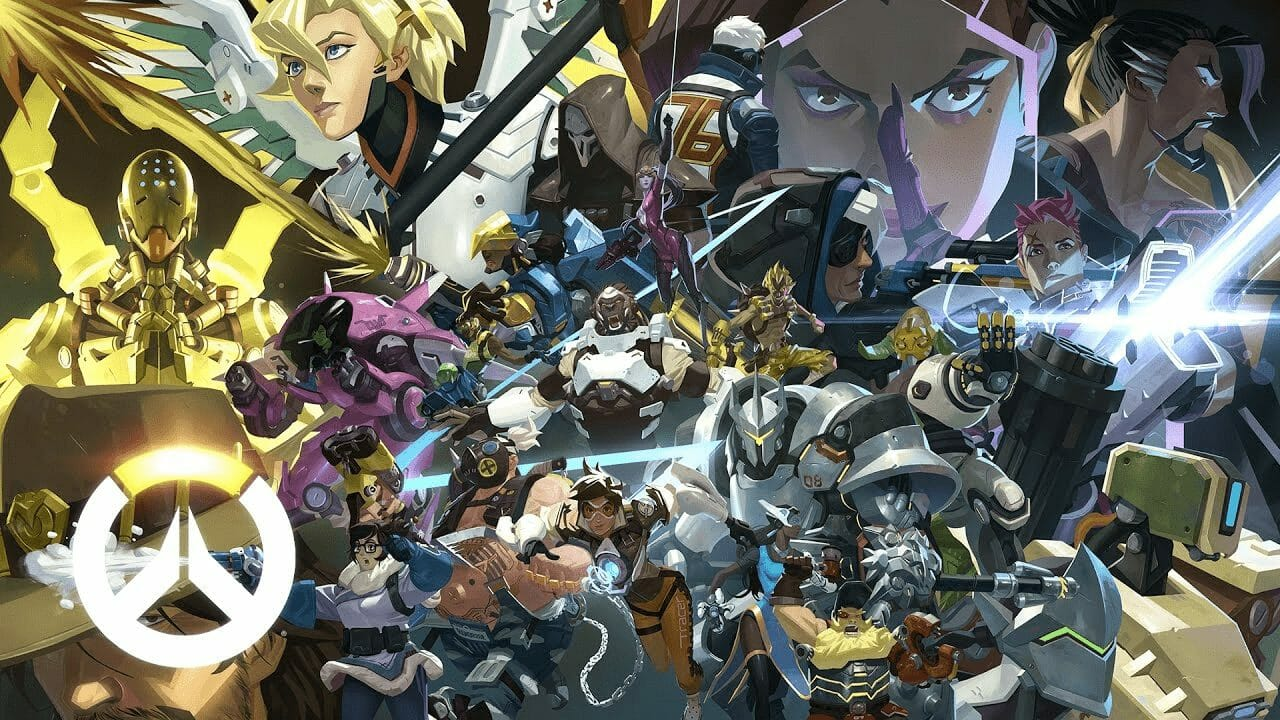 Blizzard Celebrates Overwatch's One-Year Anniversary