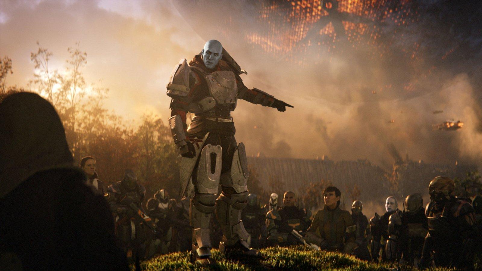 Bungie and Razer Announce Partnership for Destiny 2