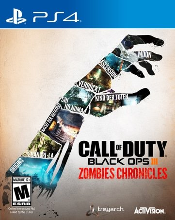 Call of Duty: Black Ops III: Zombies Chronicles Review