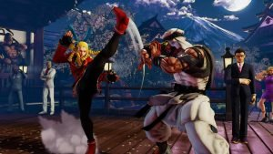 Capcom Announces Additional Beta to their Fighters Network