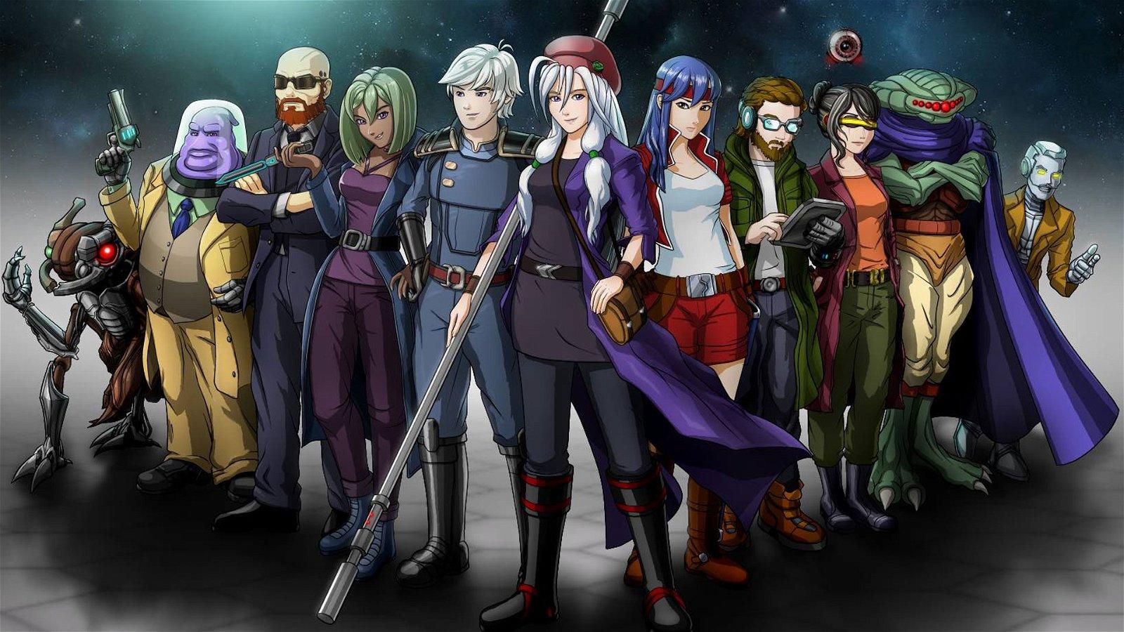 Cosmic Star Heroine Review - Fun for Retro RPG Fans 5