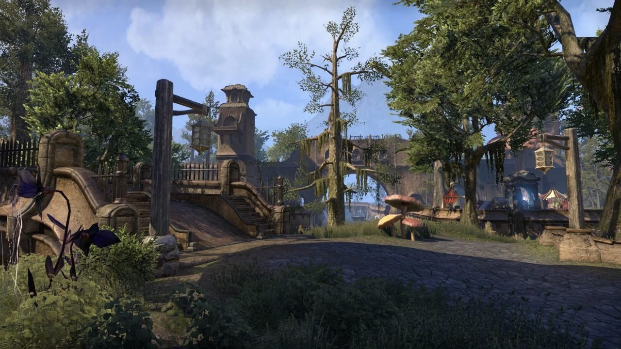 Elder Scrolls Online Morrowind Preview - Nostalgia Works both Ways 1