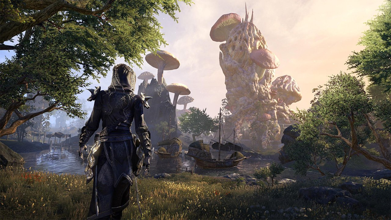 Elder Scrolls Online Morrowind Preview - Nostalgia Works both Ways