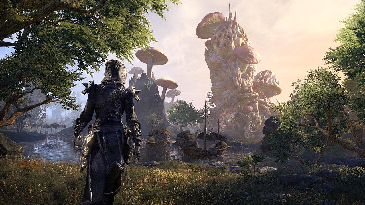 Elder Scrolls Online Morrowind Preview - Nostalgia Works Both Ways