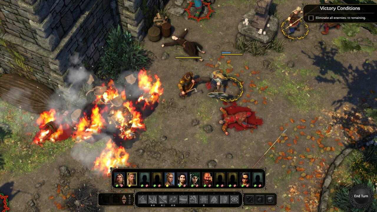 Expeditions: Vikings - A Slightly Strategic RPG 3