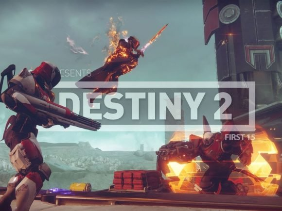 First 15: Destiny 2 - Strike Gameplay