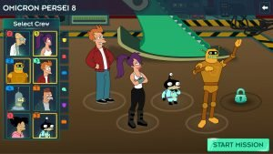 First Futurama Animation in Four Years Unveiled for New Mobile Title