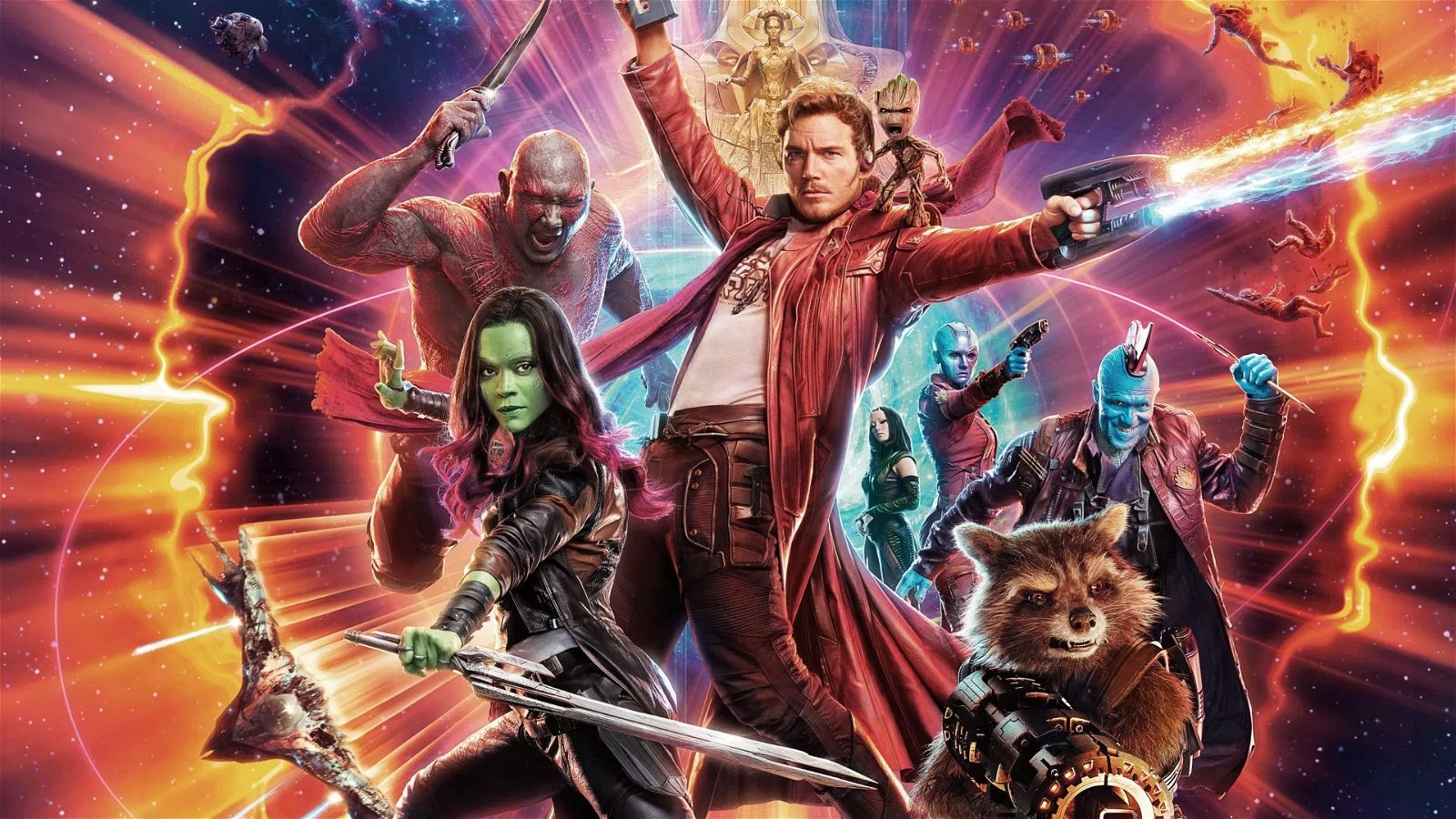 Guardians of The Galaxy Vol. 2 (2017) Review 1