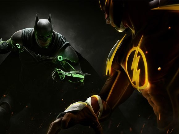 Injustice 2 Review- A God Among Fighting Games