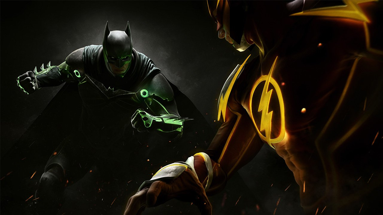 Injustice 2 Review- A God Among Fighting Games 1