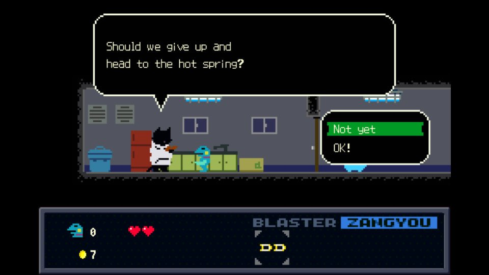 Kero Blaster Review - Silly, Well Crafted Charisma 4