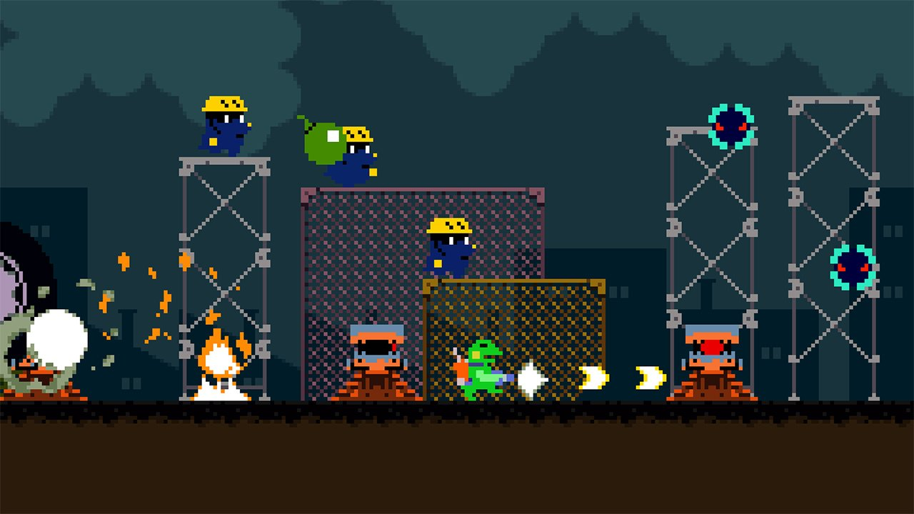 Kero Blaster Review - Silly, Well Crafted Charisma 1