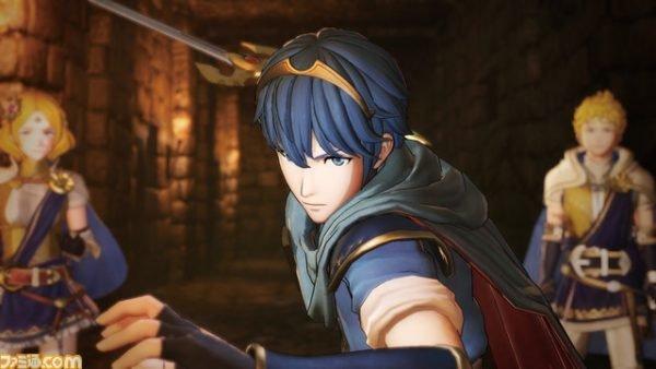 Koei Tecmo Releases New Fire Emblem Warriors Details 3