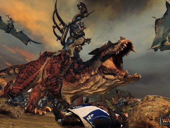 Lizardmen unleashed in Total War: Warhammer II's first in-engine trailer