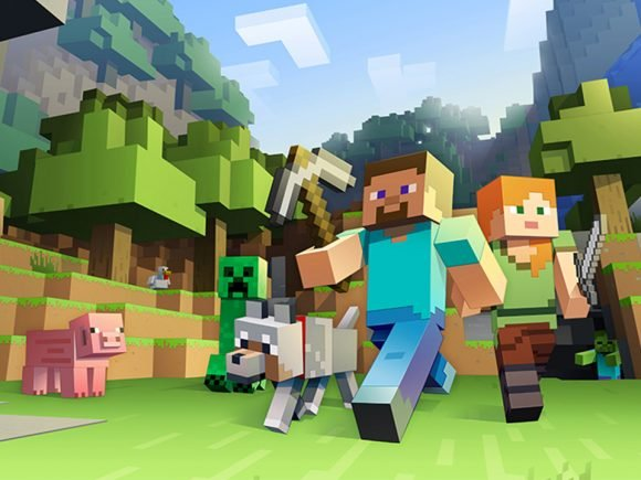 Magic the Gathering Skins Now Available for Minecraft