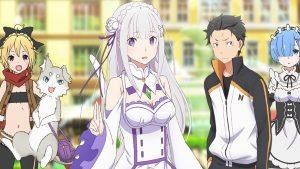 Maple Story Gets Re Zero Event
