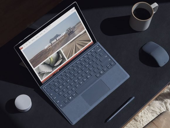 Microsoft Announces New Surface Pro, with 13.5 Hours Battery