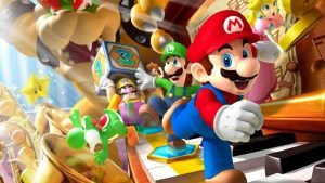 Nintendo Files Trademark for 'Super Nintendo World' In The US