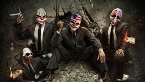 Payday 2 Virtual Reality Port On its Way