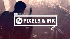 Pixels & Ink #247 - Galaxy of Fun