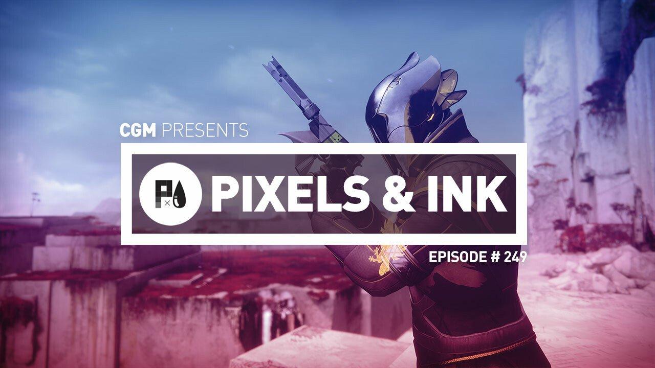 Pixels & Ink #249 - Alien and Destiny