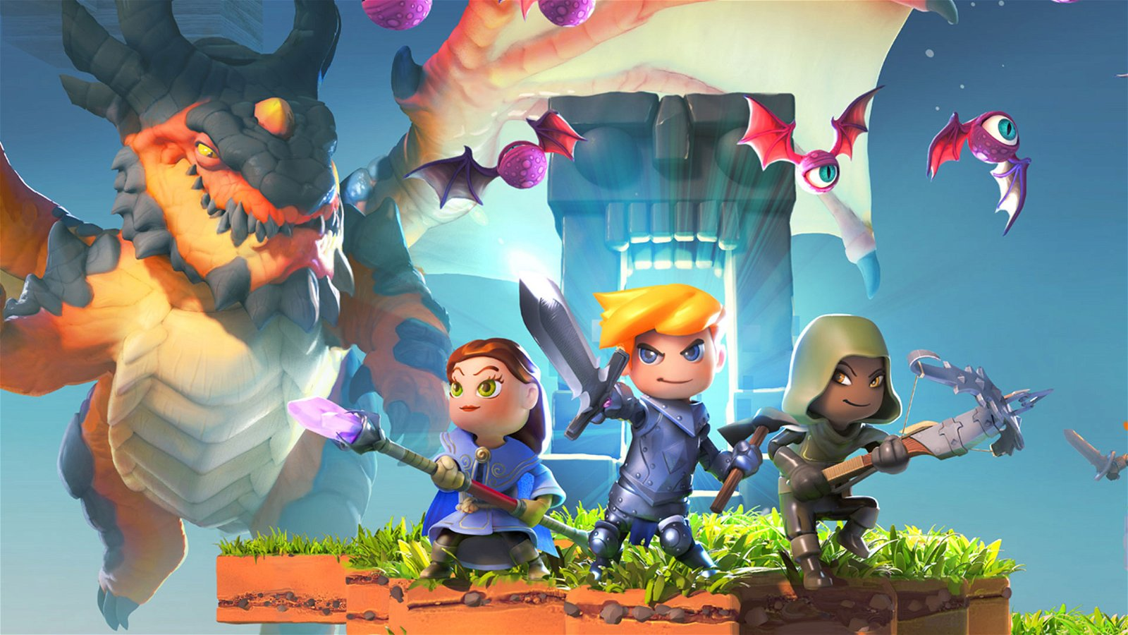 Portal Knights Review Solid Foundation For Expanding