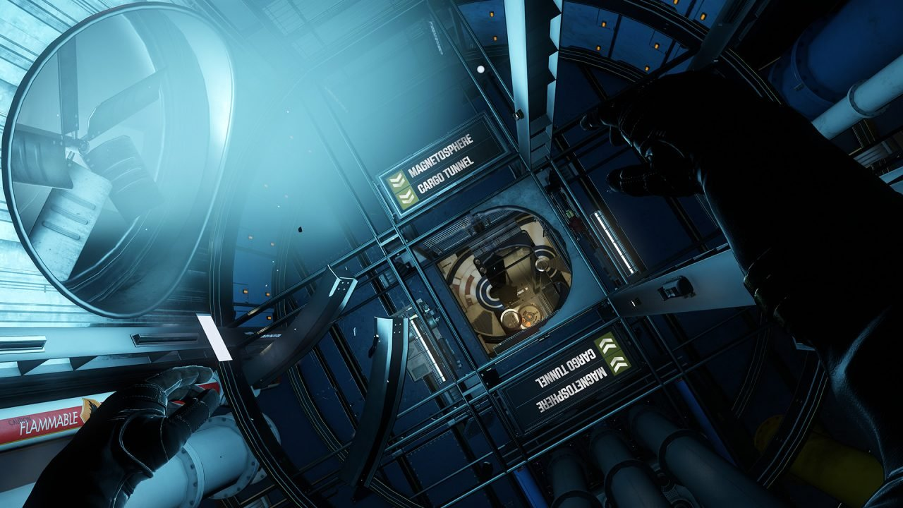 Prey Review - Stealing Genius 4