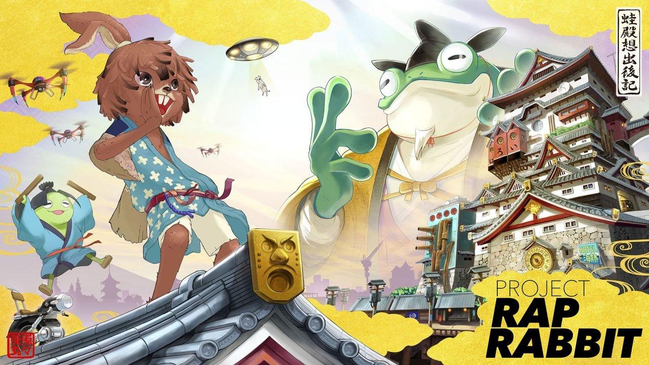 Project Rap Rabbit Kickstarter Launches