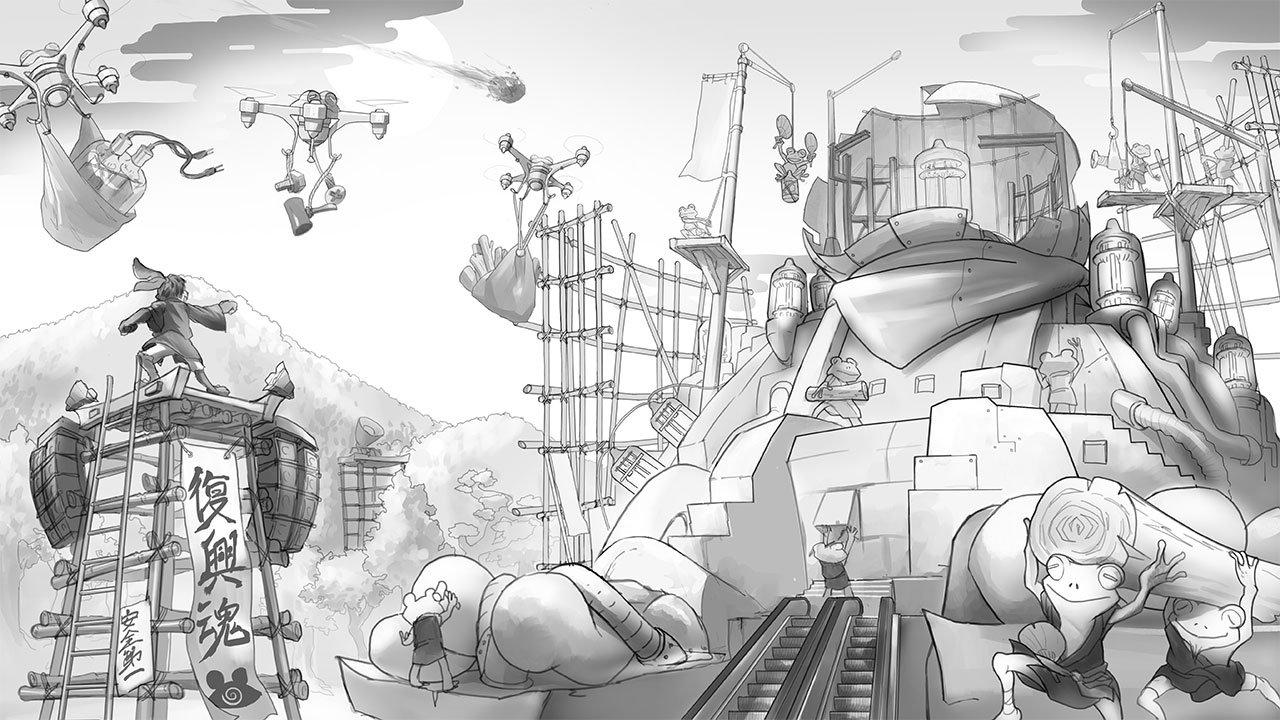 Project Rap Rabbit Reveals New Switch Goals on Kickstarter 1