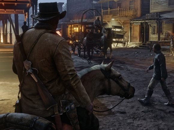 Red Dead Redemption 2 Pushed to Spring 2018 4