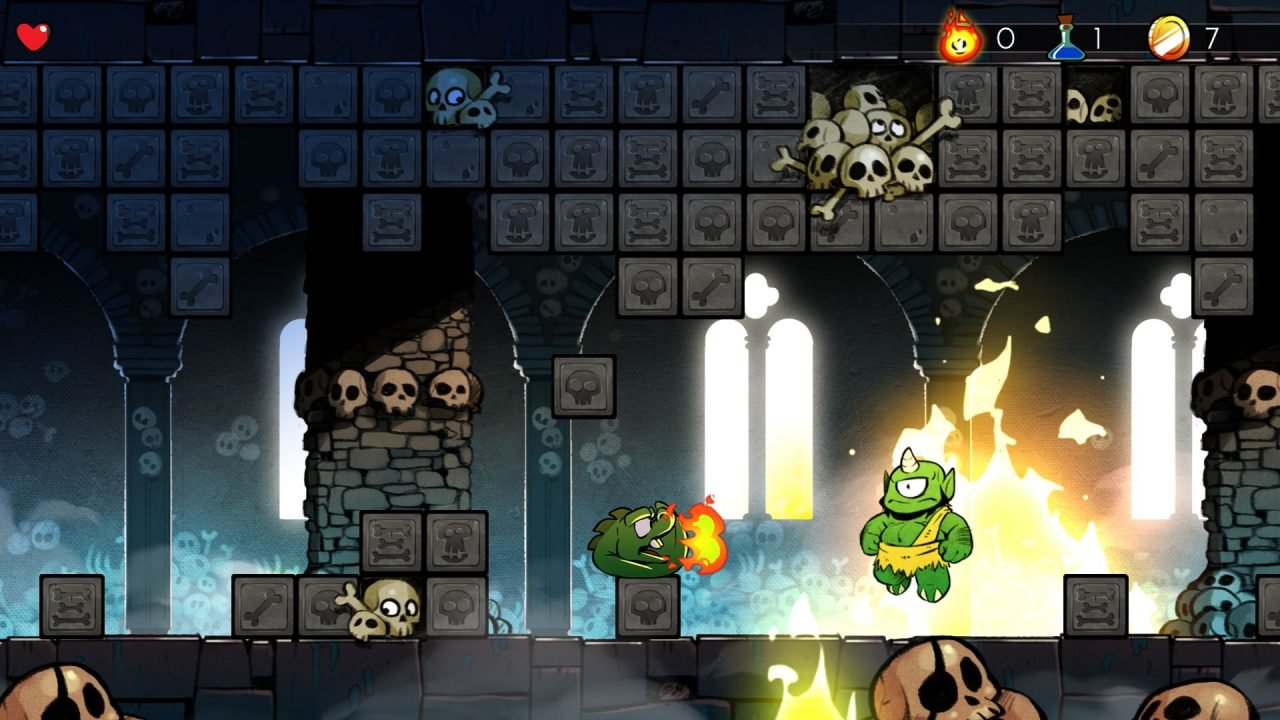 Remastering Wonderboy - An Interview With Lizardcube 9