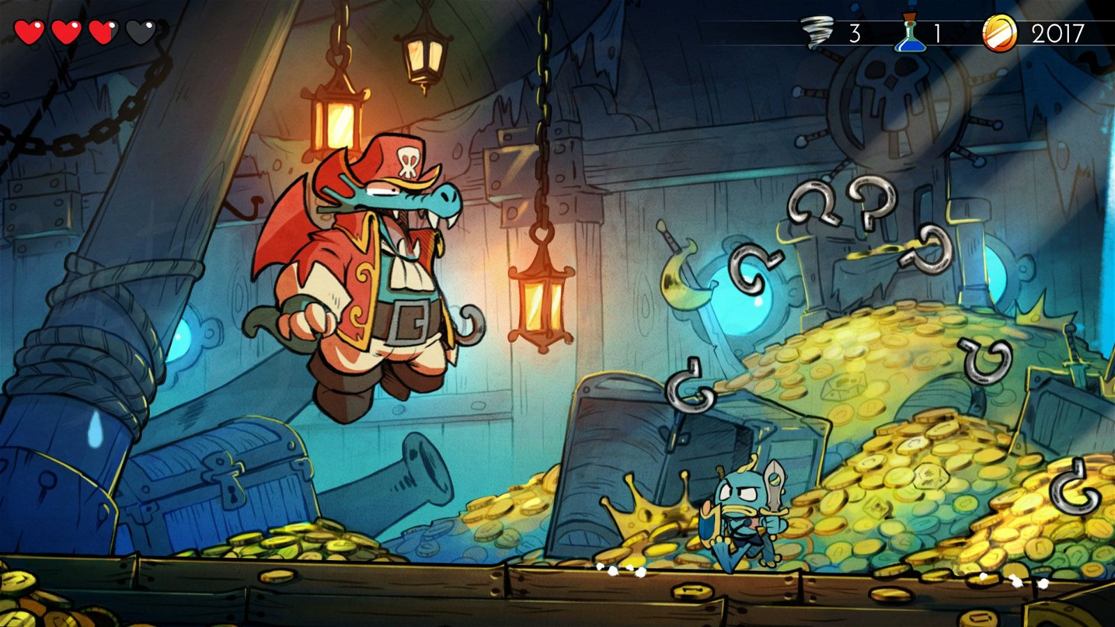 Remastering Wonderboy - An Interview With Lizardcube 2