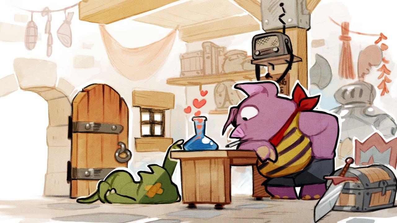 Remastering Wonder Boy - An Interview With Lizardcube 6