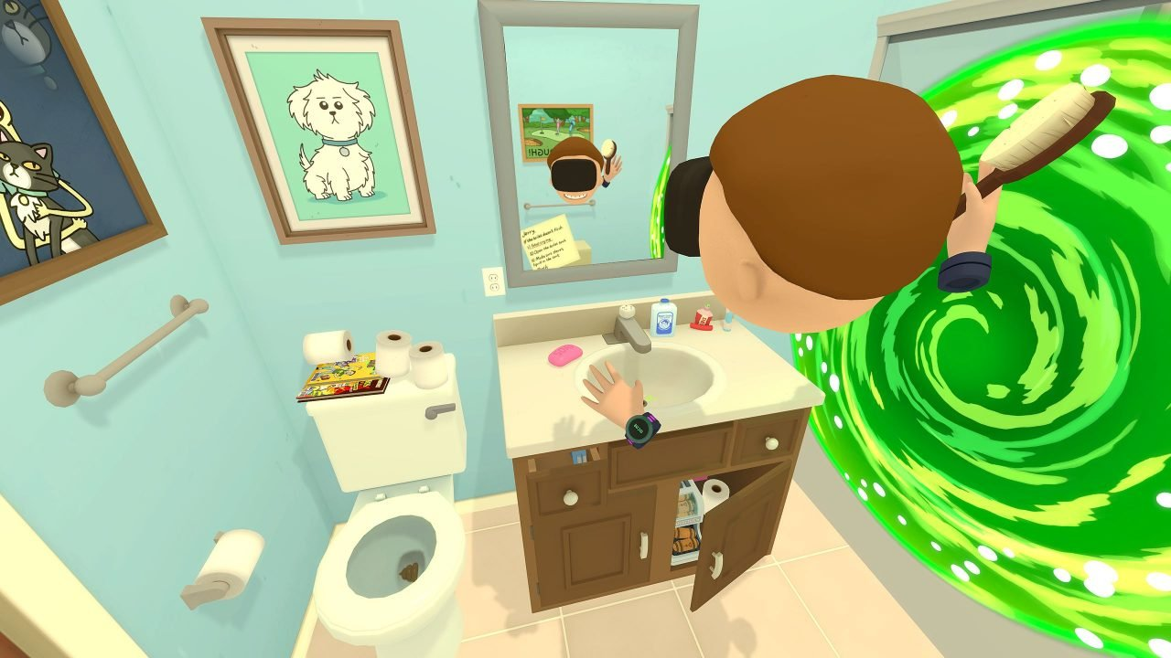 Rick And Morty: Virtual Rick-Ality Review - A Must Play For Fans 1