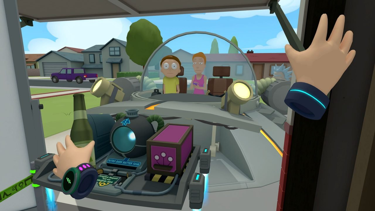 Rick And Morty: Virtual Rick-Ality Review - A Must Play For Fans 2