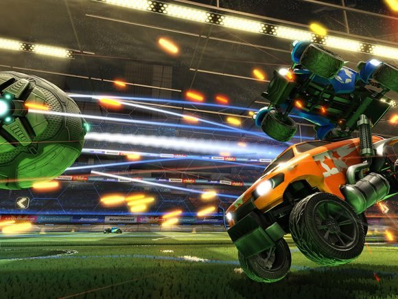 Rocket League and WWE Announce Partnership 1